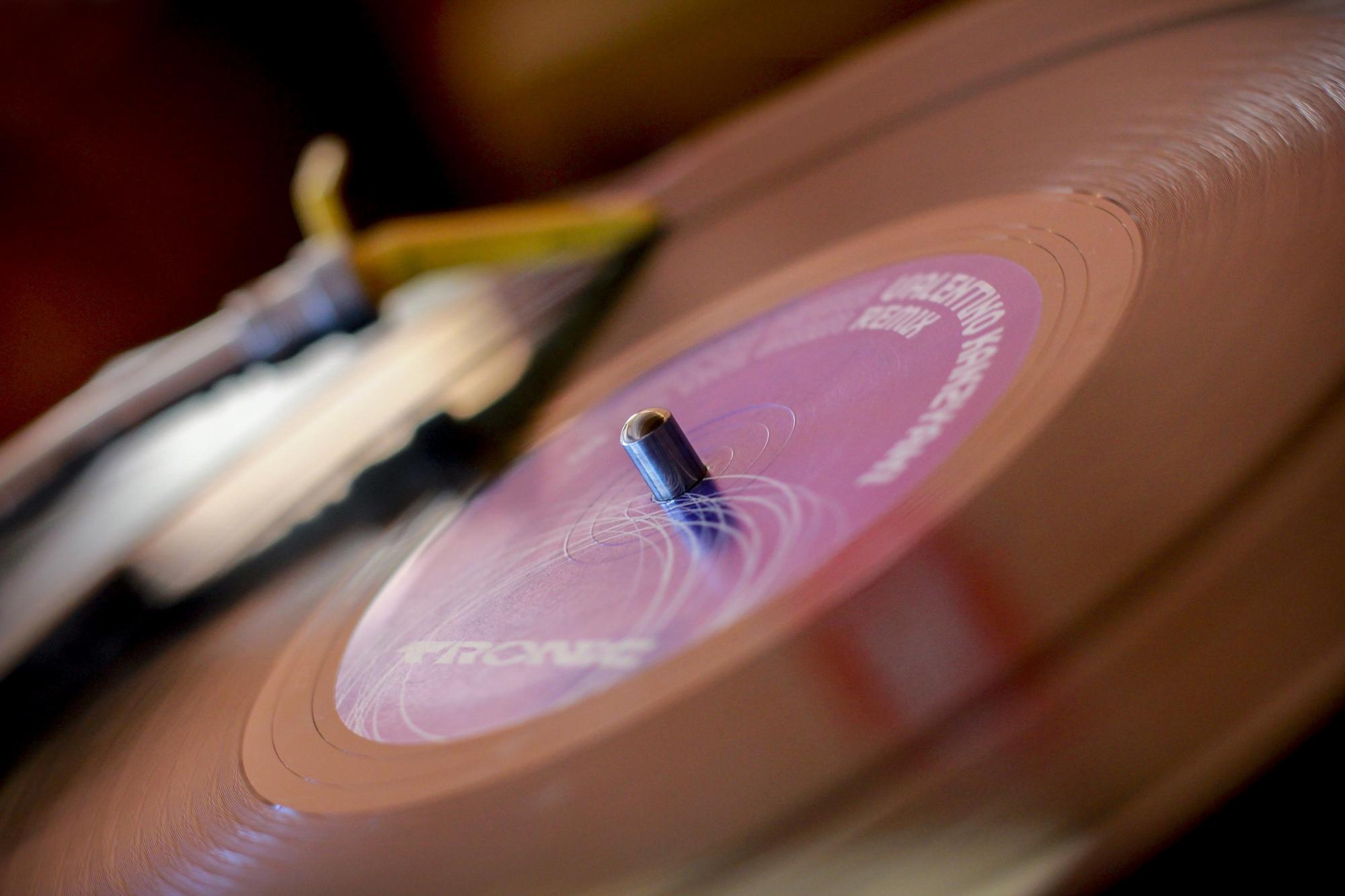 Photographie de Pour l'amour du vinyle